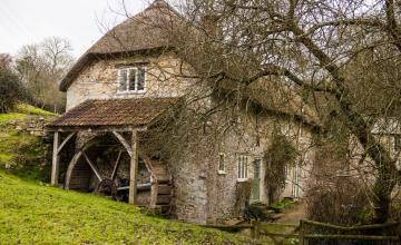 Old Mill Lyme Regis
