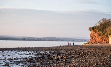 Exmouth Estuary Image